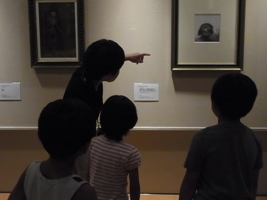 Gallery Tours for Children and Their Parents Image